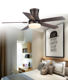 Ceiling Fan Ceiling Light And Fan Hot Sale 52 Inch Flush Mount Decorative Ceiling Fan With Lights