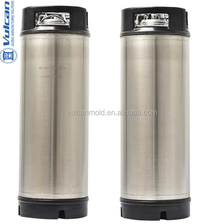 Homebrewing Beer Keg 19L New Ball Lock 5.0 Gal Stainless Steel Corny Kegs Cornelius Kegs