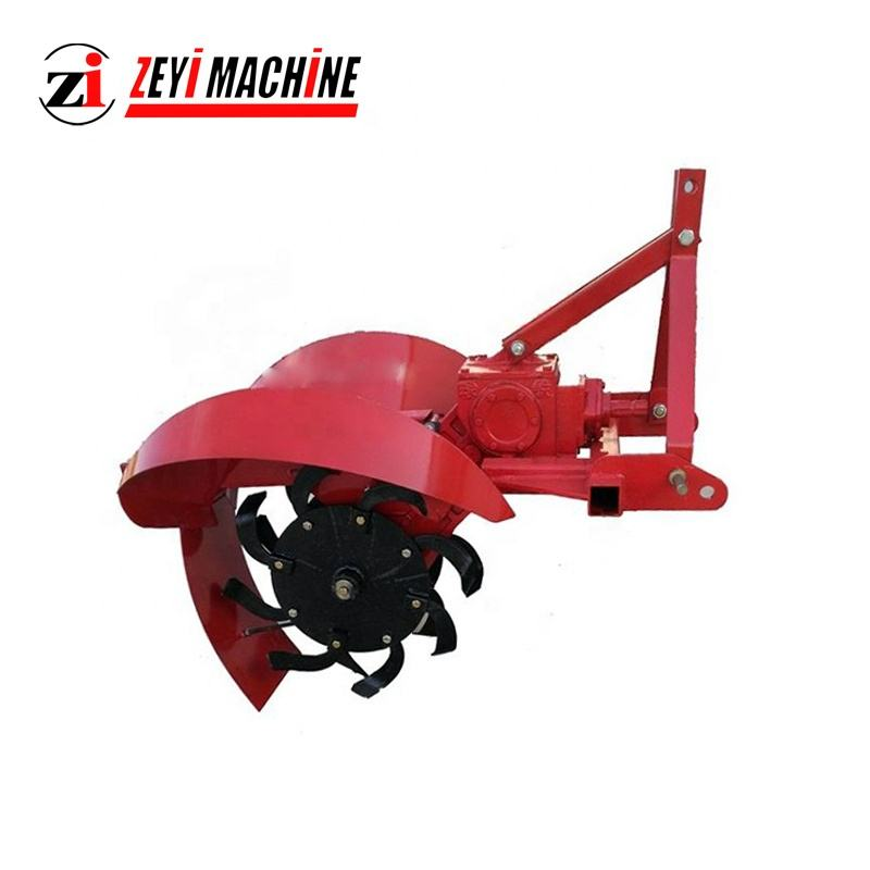 small tractor 3 point side mounted PTO drive ditchers