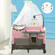 New Born Adjustable The Designer Extendable Baby Crib/Baby Bed/Baby Cot