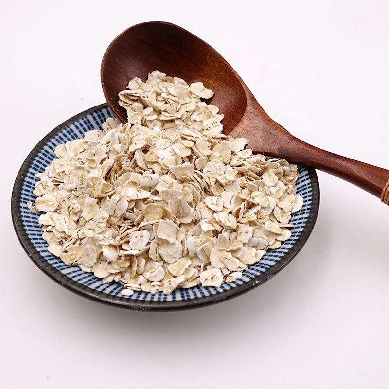 High quality hot sale certified organic oatmeal flakes