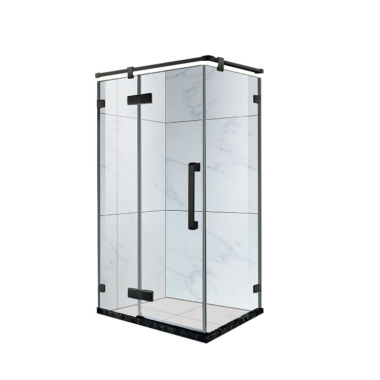 Cheap Price Modern Bathroom Sliding Tempered Glass Door Shower Rooms shower cabin