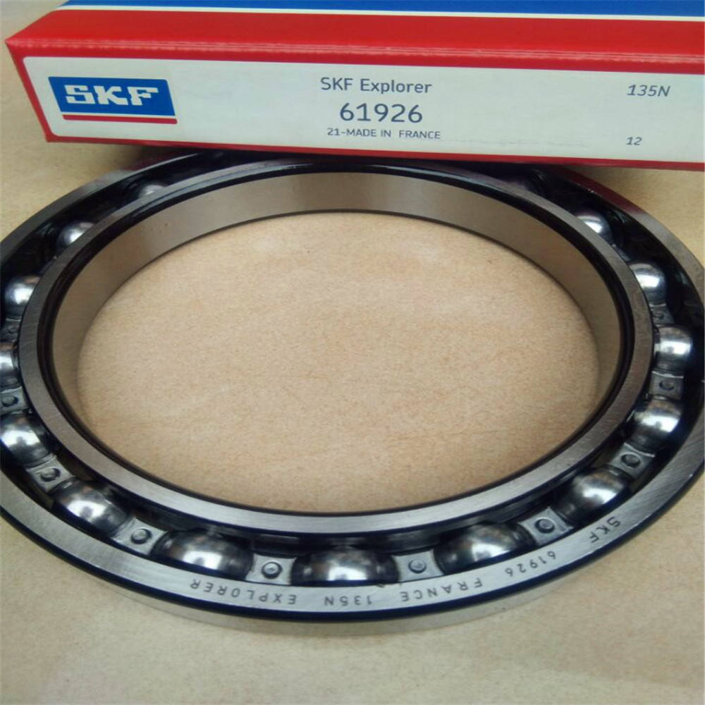 Bearing 626 2RS1 2Z C3 Deep Groove Ball Bearing 626-2RS1 SKF Bearing 626-2Z