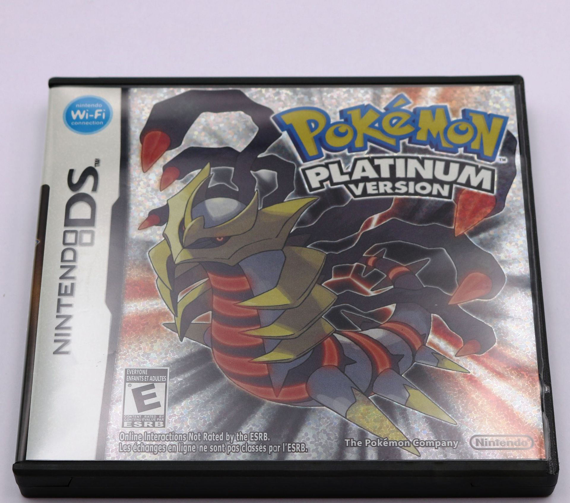 Platinum Pearl Diamond Pokemon Gmae Cards With USA Packing Box For Nintendo DS NDS NDSL 3DS 3DSLL