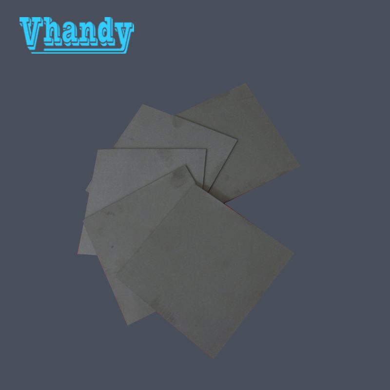 Vhandy High-melting-point Silicon Nitride/si3n4 Ceramic Disc/plate