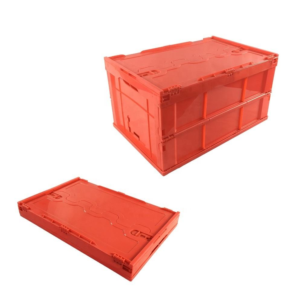 Hot Sale Folding Plastic Fruit Crate/Collapsible Plastic Box