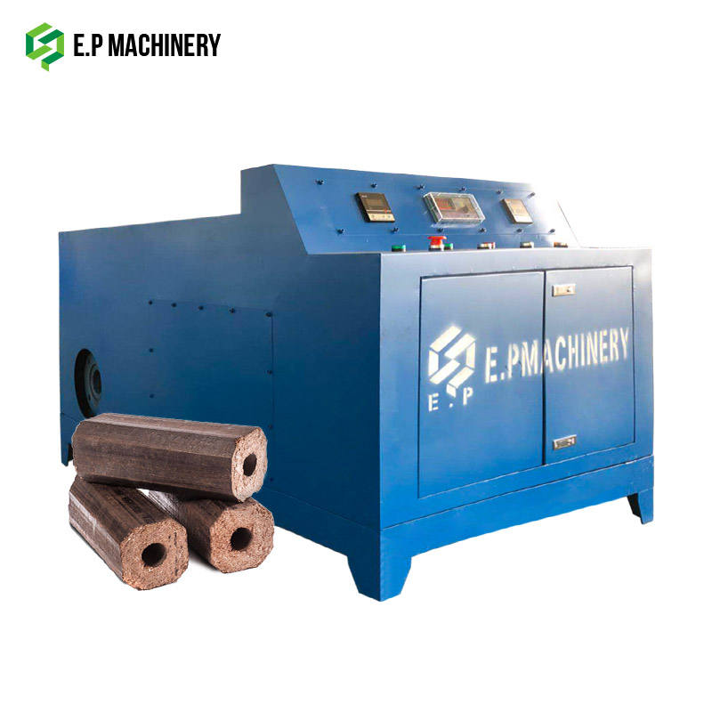 Advanced technology Agro Waste Briquette Making Machine