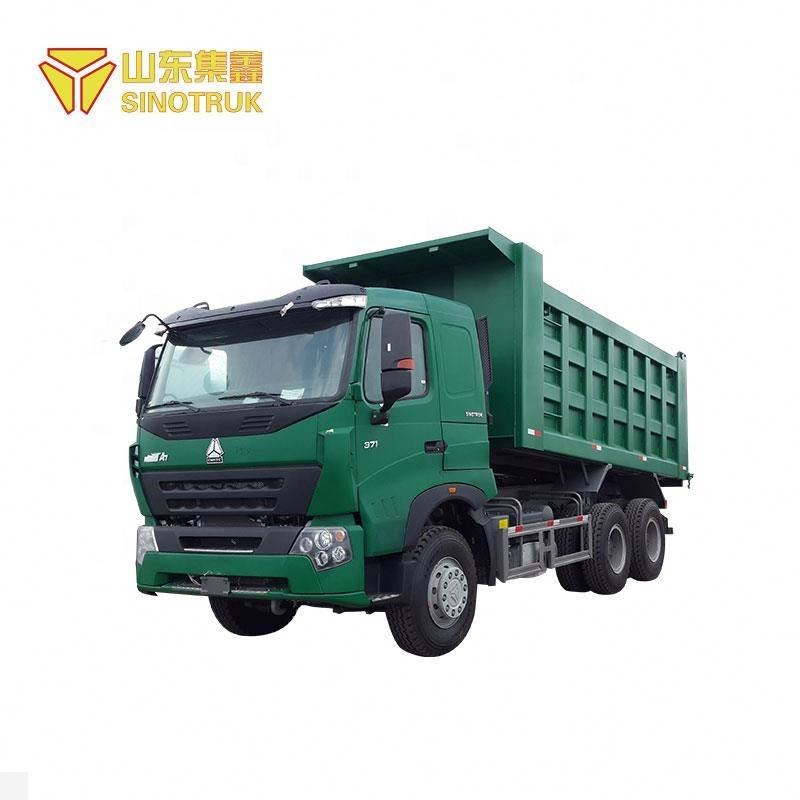High quality lower price brand howo 6x4 dump truck price