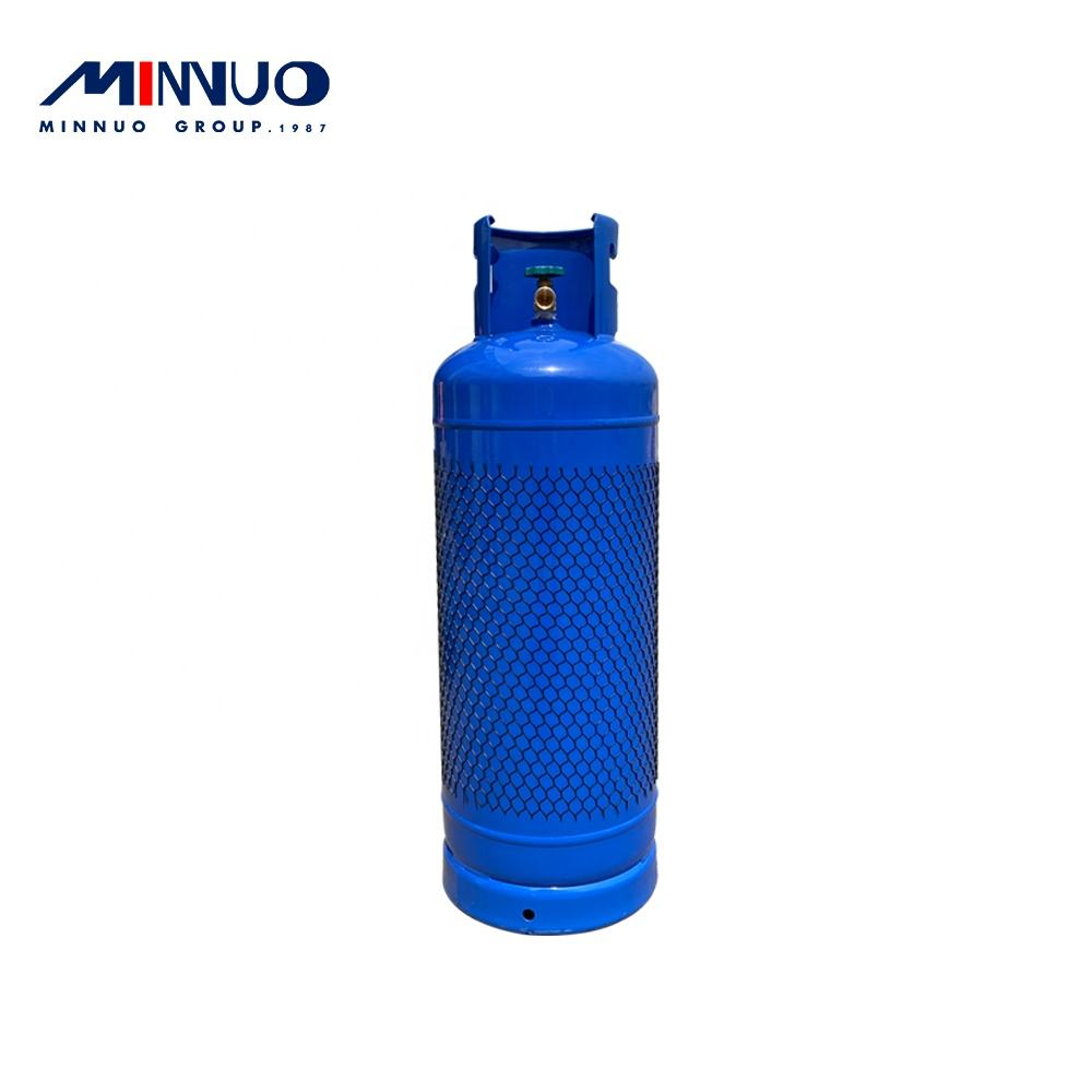 Low pressure wall thickness 2.75mm popular product lpg gas pakistan cylinder with best price