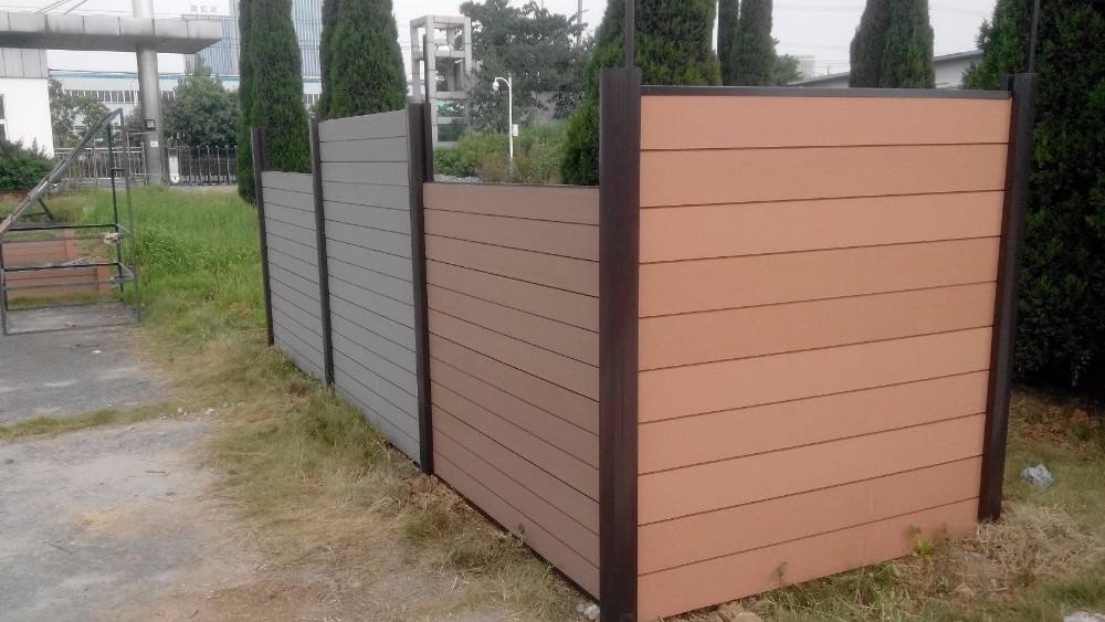 Guofeng Holz Kunststoff Composite outdoor Wpc Wand Panel Board Dekorative Wpc Panel Wasserdichte Haus Verkleidung Panel