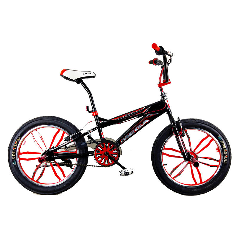 Hot wholesale warna-warni sepeda bmx sepeda freestyle bike