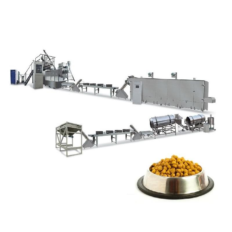 Fish Pet Food Dog Barley Fodder System Mill Machine