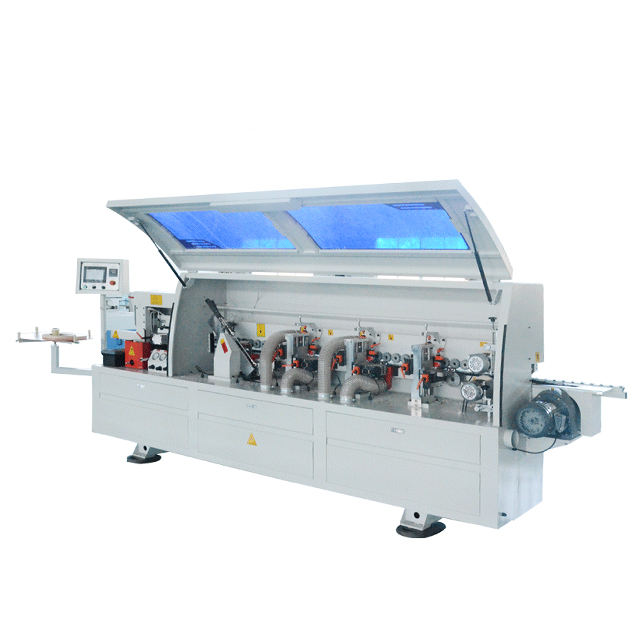 automatic pvc mdf edge banding machine woodworking for wood