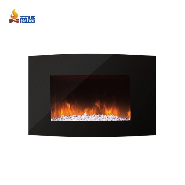2020 Modern indoor Remote control 35 inch zhongshan electric fireplaces