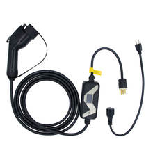 ev charger type 1 ev charging plug mode 2 16A