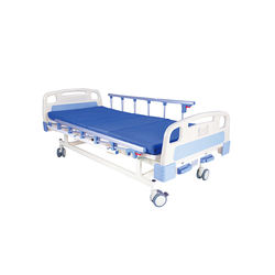Three function manual hospital bed carbon steel crank with CE approved