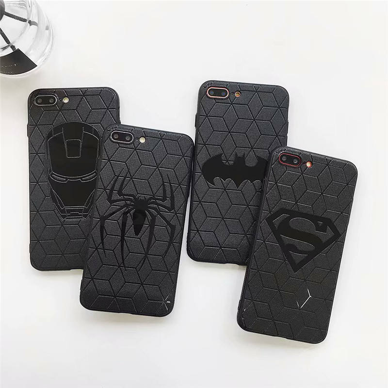 Suitable for iphone 11 phone csae black cell phone case for men phone back cover