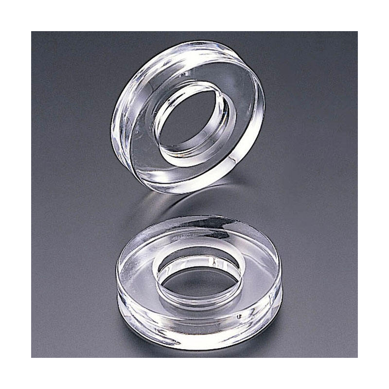 Napkin Ring for Table Kitchen Serviette Holder Wedding Banquet Table Decor Clear Acrylic