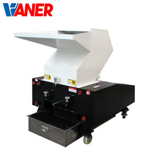 VANER new hot sale CE certification grinder machine for plastic lumps eps foam crusher