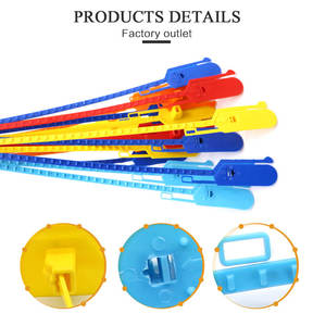 YDPS208 ABS plastic locks shipping bolt seal for container door