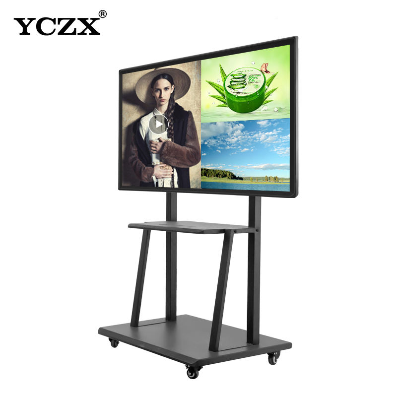 70 Inch Big Size Smart Board Touch Screen Monitor Interactieve Display Flat Panel Voor Klaslokaal/Vergadering