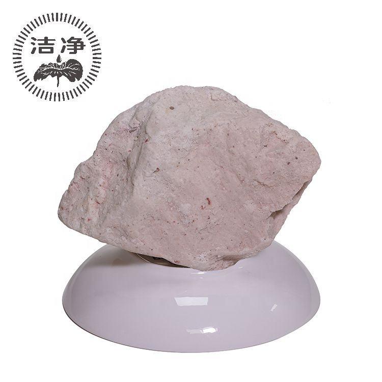 Óleo de terra branqueador de venda quente e argila bentonita em pó químico para extração de óleo de cânhamo