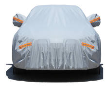 Hot Selling Waterproof Ice Rain Prevention Uv Resistant PEVA Polyester Cotton Car Cover