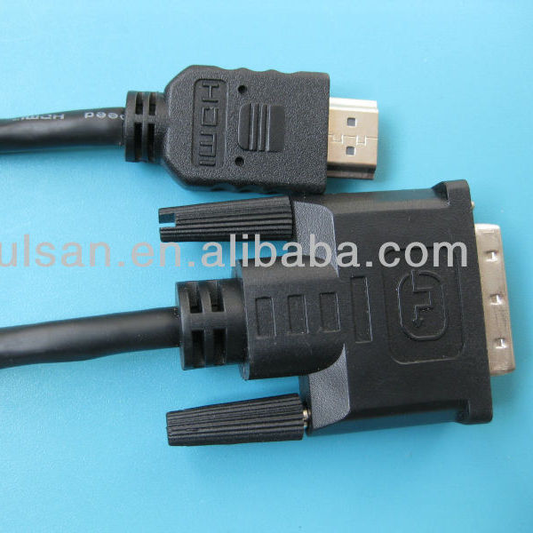 High Quality DVI Female to HDMI Male