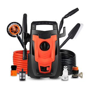 1400W High Pressure car washer pump electric portable car wash pressure washer machine