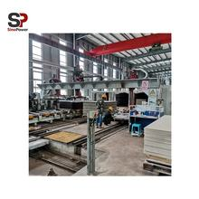 Fully automatic 4-18mm Fiber Cement Board Asbestos Free Cement Board Production Line