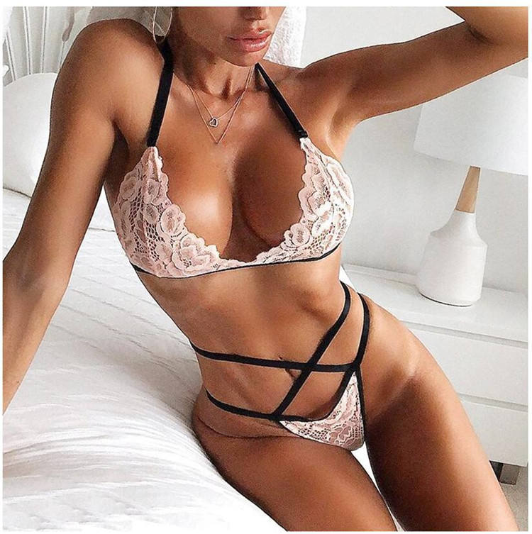 Factory Direct Wholesale Sexy Lingeries Sexy European And American Sexy Underwear Women'S Lingerie