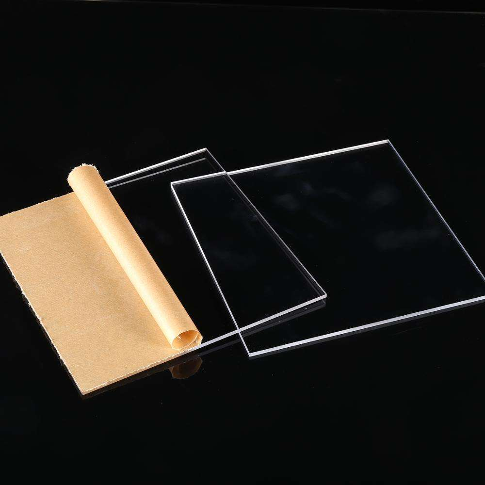 High quality Customized size Transparent Cast Acrylic sheet/PMMA sheet/plexiglass sheet