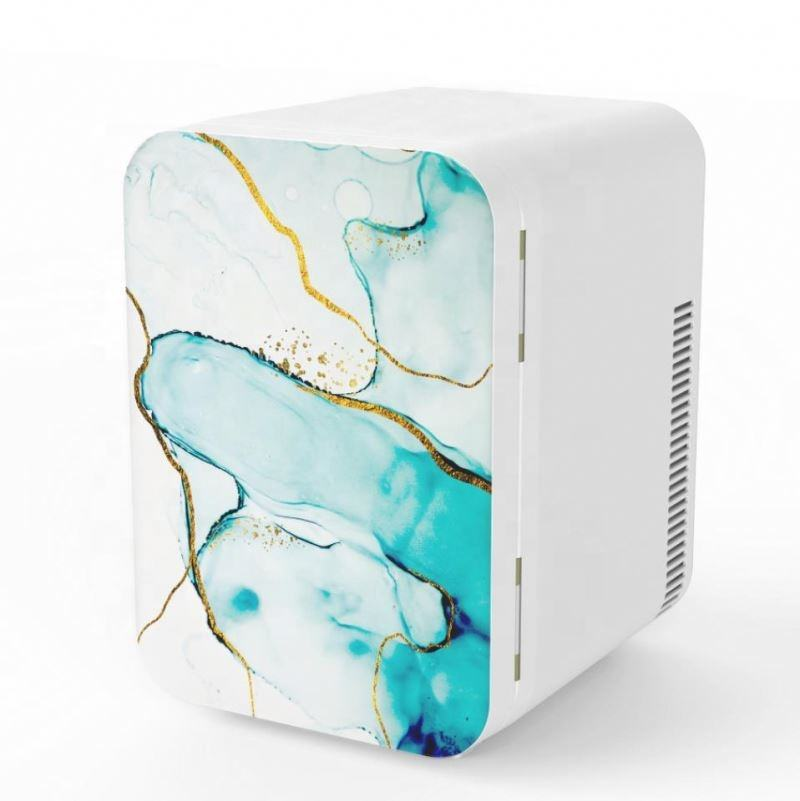 8L skincare fridge cooler box cosmetic fridge