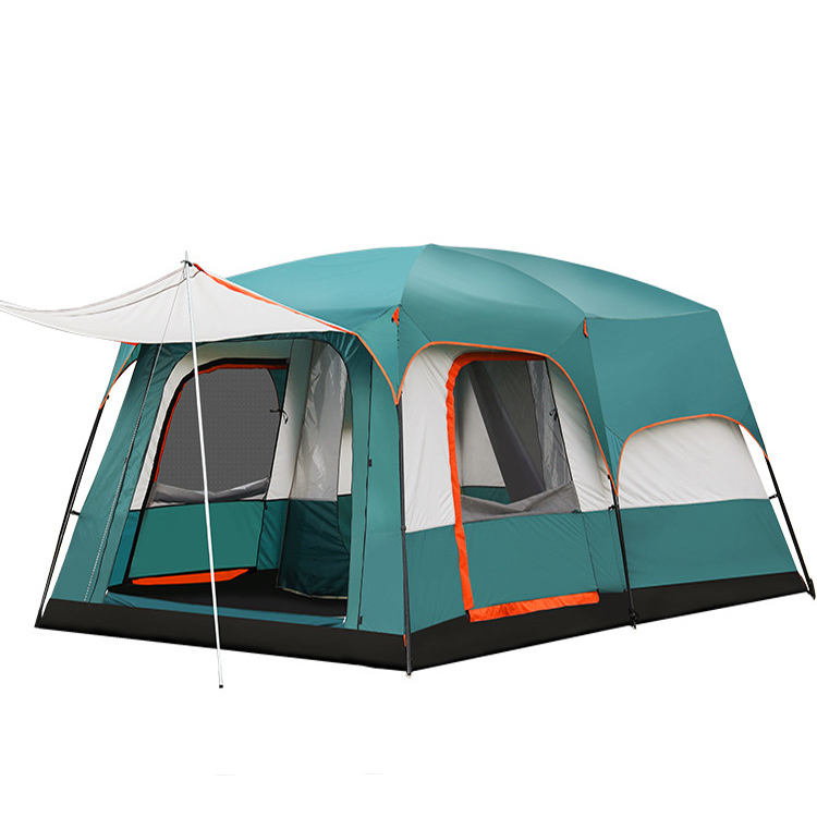 8 / 10 / 12 Persons Family Large Luxury Automatic Instant Outdoor Camping Tent