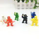 2020 New Style Amazon Hot Selling Handsome Mini Japanese Ninja Colorful Fun Boutique Children Kids Capsule Toys