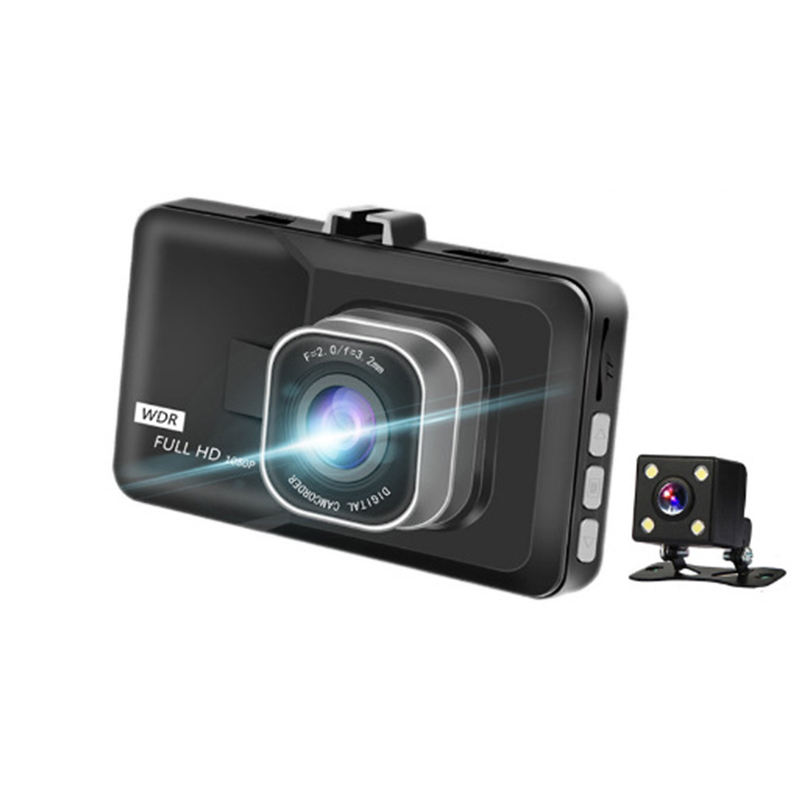 2020 Full HD 1080PダッシュカムDVR Car Driving Recorder 3.0インチLCD Screen、G-Sensor、WDR、Parking Monitor、Loop Recorder