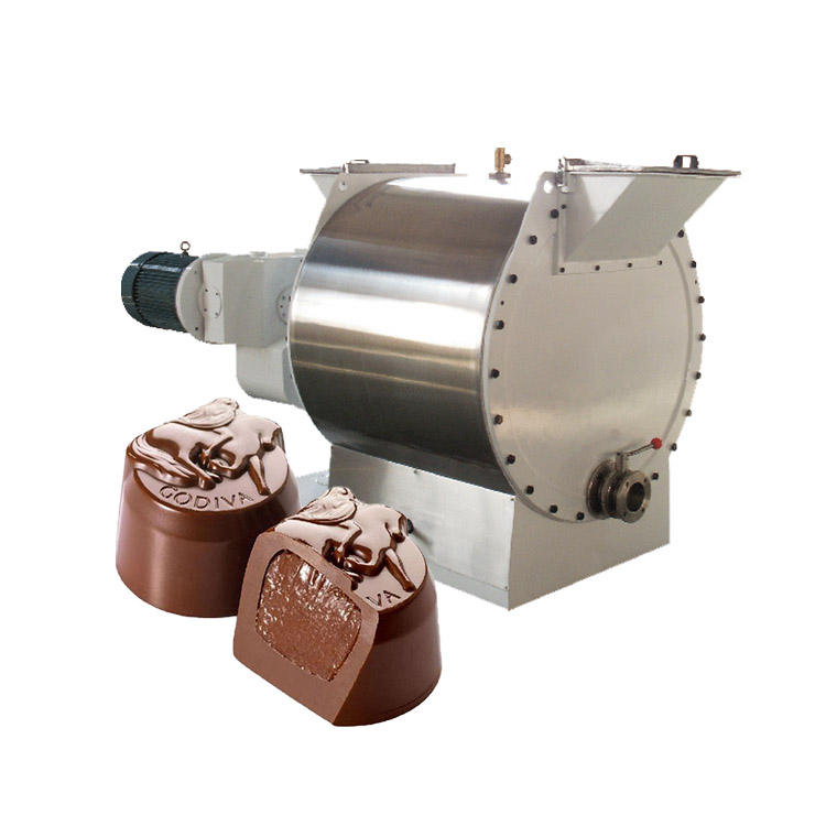 Factory directly sales 500L conching and refining chocolate machine chocolate milling machine
