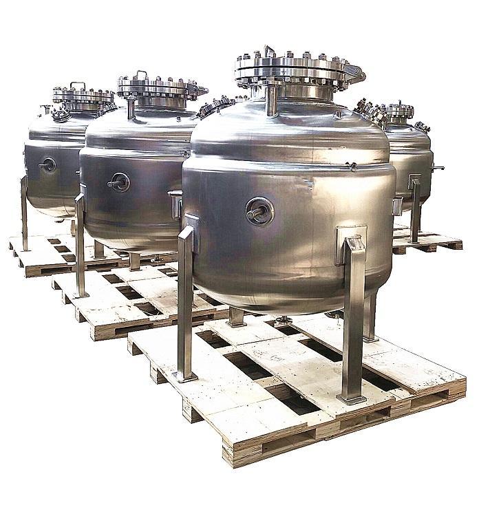 Hemp oil CBD oil extraction vessels for sale