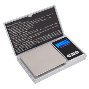 Electronic Pocket Mini Digital Gold Jewelry Weighing Scale Weight