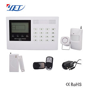 Smart home security GSM Alarm control system Home security