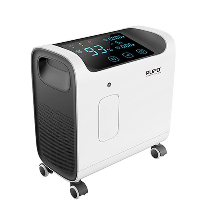 OEM CHINA oxygen generator manufacturer 5L & 10l+93% O2+220V/110V China hot Mangor portable oxygen concentrator 5L
