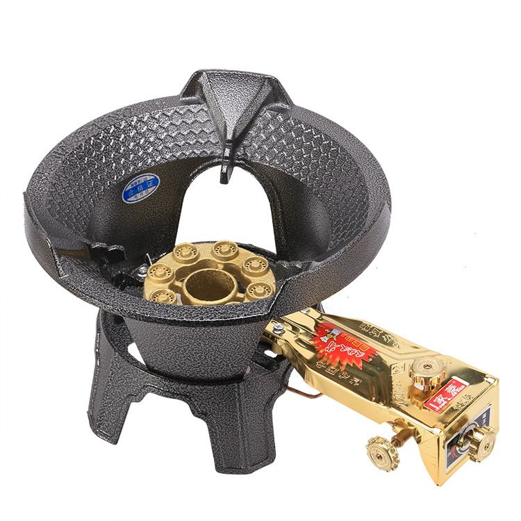 Portable Gas Heating Cast Iron For Outdoor Bbq Grill