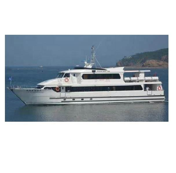 Grandsea 31m Fiberglass used Passenger boat for sale ready for ship