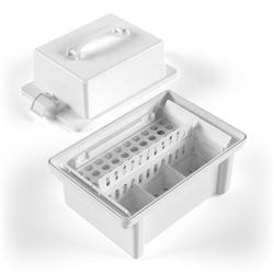 Case for vacuum systems
