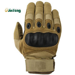 Men's military tactical hunt outdoor dual-use flexible light weight waterproof glove