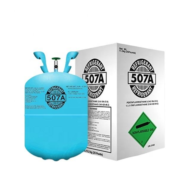 Mixed Refrigerant R507 Price, R507 Refrigerant Gas