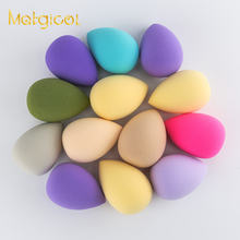 Top 5 wholesale korean latex free mini beauty face powder egg puff cosmetic tool makeup blender and foundation Sponge puff Latex