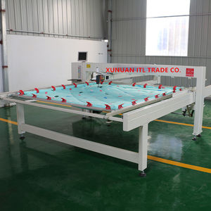 Long Arm Quilting Machine Textile Machinery