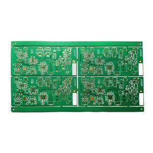 中国pcbメーカーoemキーボード二重層多層smd led pcbボード回路ディスプレイプリント回路基板