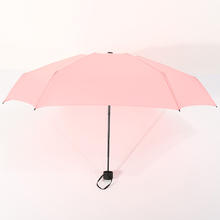 Mini Pocket Umbrella Women UV Small Umbrellas 180g Rain Women Waterproof Men Sun Parasol Convenient Girls Travel Parapluie Kid